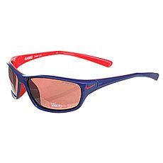 Очки Nike Optics Rabid Vermillion Flash Lens Team Royal/Matte Hyper Red