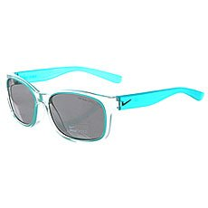 Очки Nike Optics Spirit Clear/Hyper Jade Grey W/Silver Flash Lens