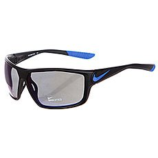 Очки Nike Optics Ignition R Matte Black/Game Royal Grey W/Blue Night Flash Lens