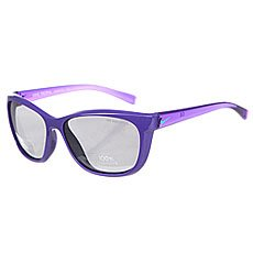 Очки Nike Optics Trophi Dark Concord Hyper Jade Grey W/Silver Flash Lens