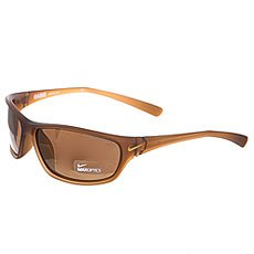 Очки Nike Optics Rabid R Brown W/ Bronze Flash Lens