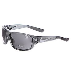 Очки Nike Optics Mercurial 8.0 Crystal Mercury Grey/Metallic Silver Dark Grey Lens 65/13
