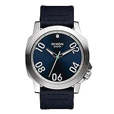 Часы Nixon Ranger 45 Nylon Navy/Brass