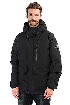 Куртка зимняя двусторонняя Quiksilver Role Jacket Black