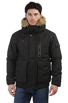 Куртка парка Quiksilver Arris Jacket Black