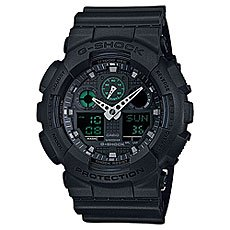 Часы Casio G-Shock Ga-100mb-1a Black