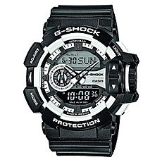 Часы Casio G-Shock Ga-400-1a Black/White