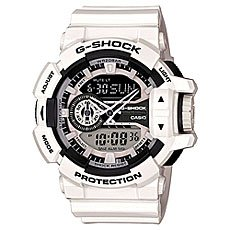 Часы Casio G-Shock Ga-400-7a White