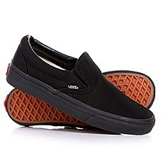 Слипоны Vans Classic Slip On True Black