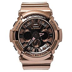 Часы Casio G-Shock Ga-200gd-9b Bronze