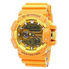 Часы Casio G-Shock Ga-400a-9a Orange