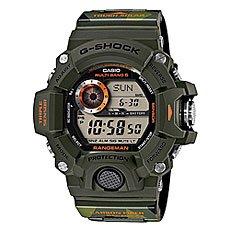 Часы Casio G-Shock Gw-9400cmj-3e Green