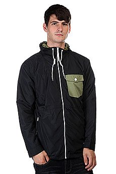 Ветровка CLWR Windcheater Black