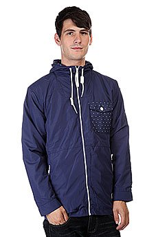 Ветровка CLWR Windcheater Patriot Blue