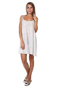 Платье женское Insight Dress White/Grey