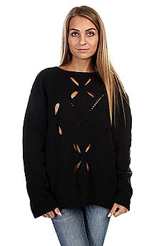 Свитер женский Insight Mojave Knit Floyd Black