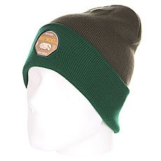 Шапка TrueSpin Nice To Meat You Classic Beanie Olive/Green