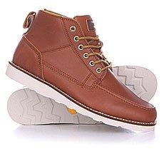 Ботинки Quiksilver Sheffield Boot Brown/White