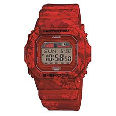 Часы Casio G-Shock Glx-5600f-4e Red