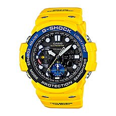 Часы Casio G-Shock Gn-1000-9a Yellow