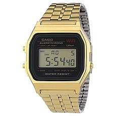 Часы Casio Collection A-159wgea-1e Gold