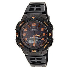 Часы Casio Collection Aq-s800w-1b2 Black