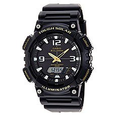 Часы Casio Collection Aq-s810w-1b Black