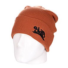 Шапка Skills New Beanie 001 Brown/Black