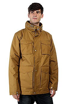 Куртка Quiksilver Elion Jacket Dull Gold