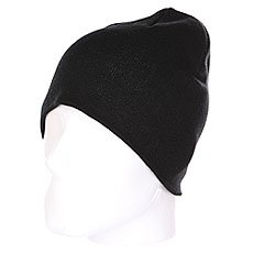 Шапка носок Element Tree Stand Beanie Black