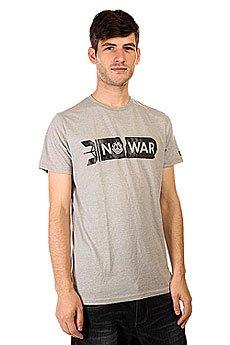 Футболка Element No War Grey Heather