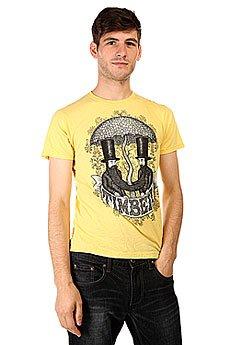 Футболка Element Umbrella Yellow Cream