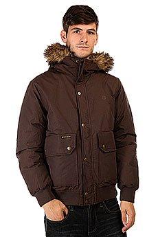 Куртка зимняя Element Lynford Bear Brown
