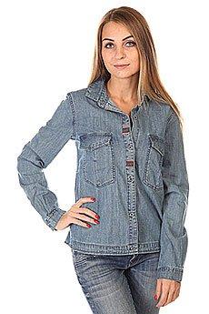 Рубашка женская Roxy Fair View Peacoat