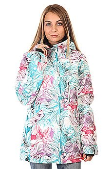 Куртка женская Roxy Wildlife Jk J Snjt Snowtwist