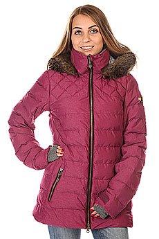 Куртка женская Roxy Quinn Jk J Snjt Magenta Purple BIOTHERM