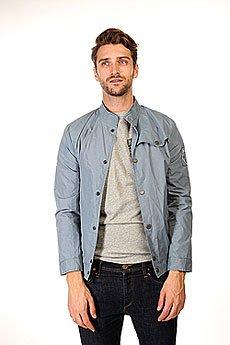 Куртка кожаная Insight Classic Blue Vintage