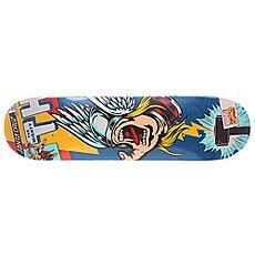 Дека для скейтборда Santa Cruz Marvel Hand Thor 31.7 x 8.25 (21 см)