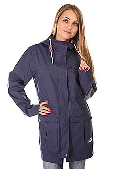 Куртка женская Colour Wear Jetty Parka Patriot Blue