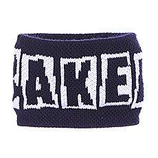 Напульсники Baker Brand Logo Navy
