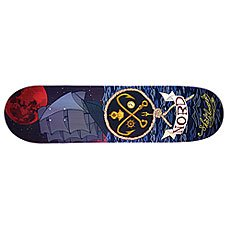 Дека для скейтборда Nord Skateboards Море Multicolor 33.25 x 8.5 (21.6 см)