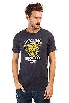 Футболка Dekline Wild Cat Navy