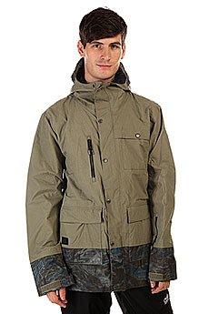 Куртка Quiksilver Sense Jkt Dusty Olive