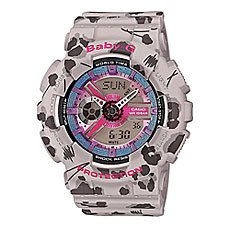 Часы женские Casio G-Shock Baby-g Ba-110fl-8a Gray