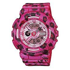 Часы женские Casio G-Shock Baby-g Ba-110lp-4a Pink
