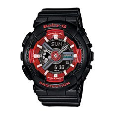 Часы женские Casio G-Shock Baby-g Ba-110sn-1a Black