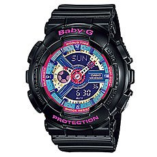 Часы детские Casio G-Shock Baby-G Ba-112-1A Black