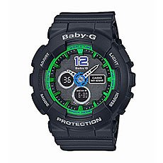 Часы женские Casio G-Shock Baby-G Ba-120-1B Black