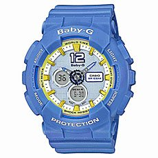 Часы женские Casio G-Shock Baby-G Ba-120-2B Purpule