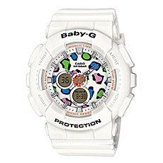 Часы женские Casio G-Shock Baby-G Ba-120Lp-7A1 White